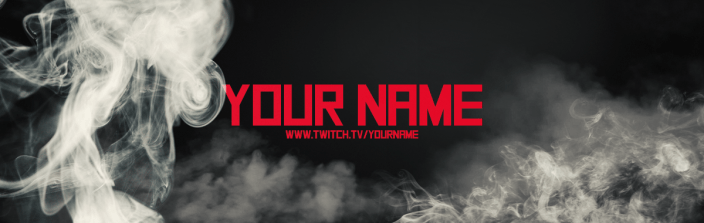 Smoke Twitch Cover