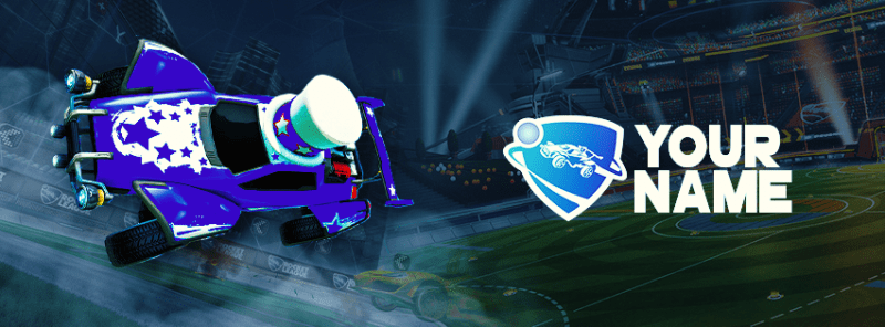 Rocket League Facebook Cover