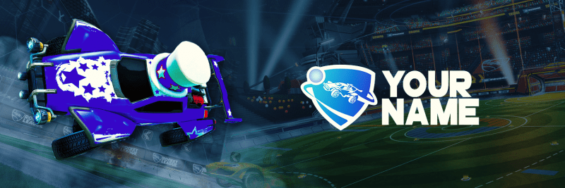 Rocket League Twitter Cover