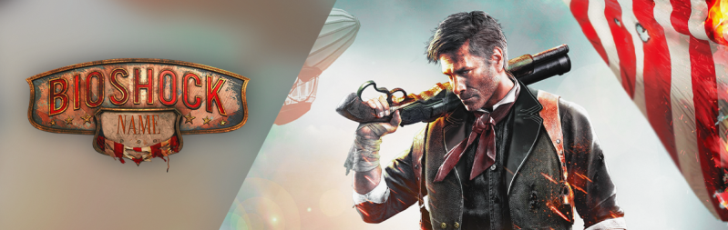 Bioshock Infinite Twitch Cover