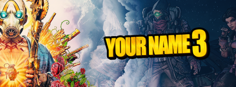 Borderlands 3 Facebook Cover