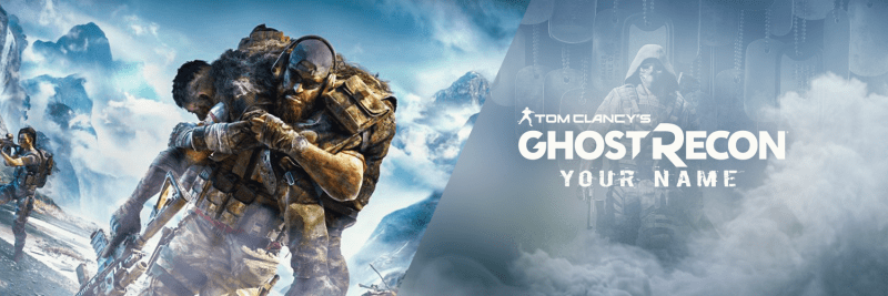 Ghost Recon Breakpoint Twitter Cover