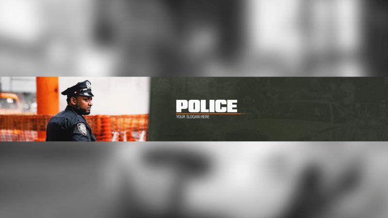 Police Banner