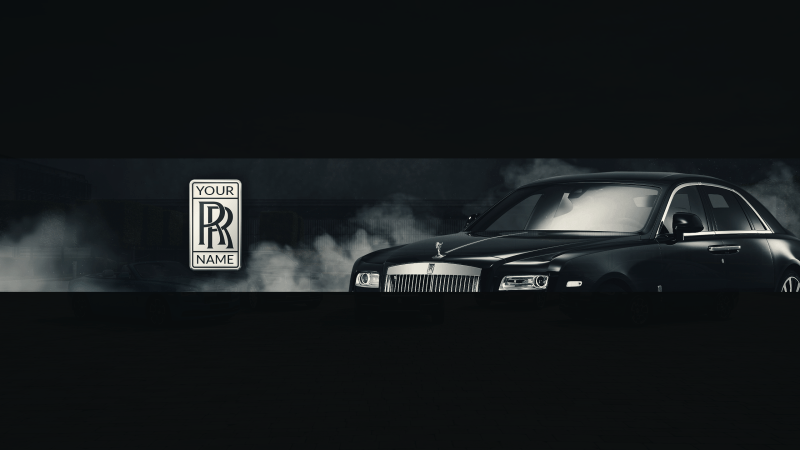 Rolls Royce Banner