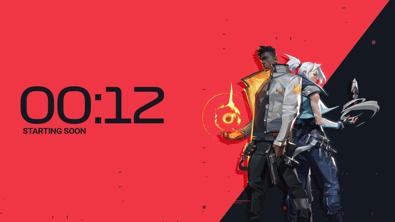 Valorant Countdown