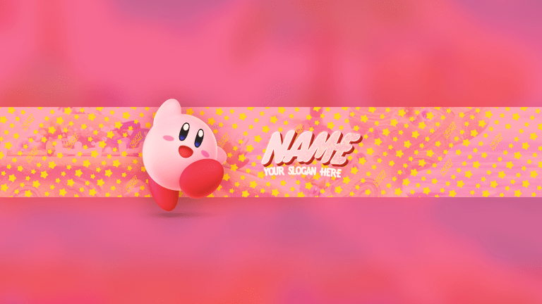 Kirby Banner