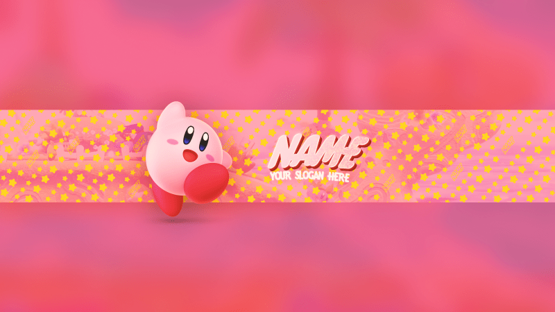 Kirby Banner