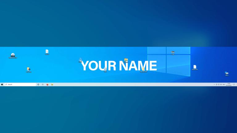Desktop Banner