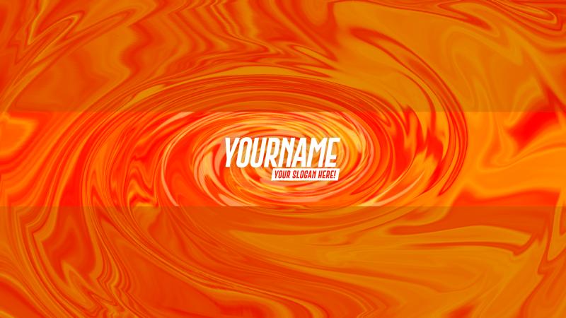 Twirl YouTube Banner
