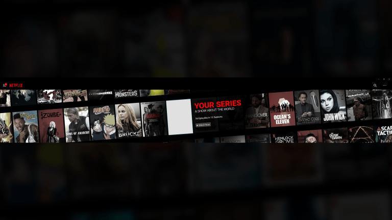 Netflix YouTube Banner
