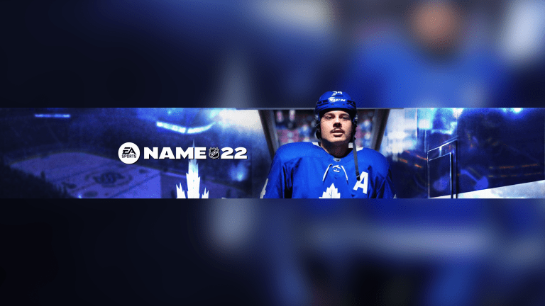 NHL 22 YouTube Banner