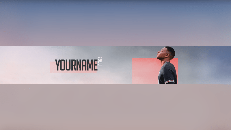 FIFA 22 YouTube Banner