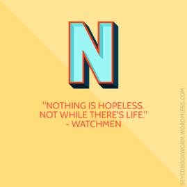 Watchmen Quotes