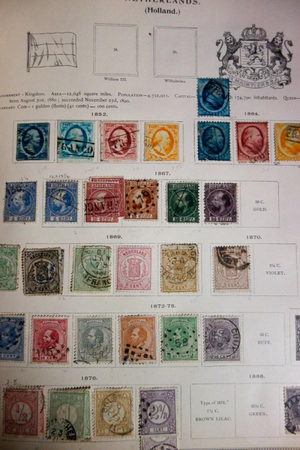 Scott International Stamp Albums - Year of Clean Water
