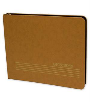 M5766 TimeScan Dayscan Hardcover Binder 12 x 11