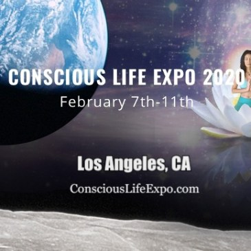 Camilla Rees and Jerry Day Speaking at Conscious Life Expo