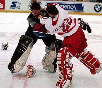 goalie-fight