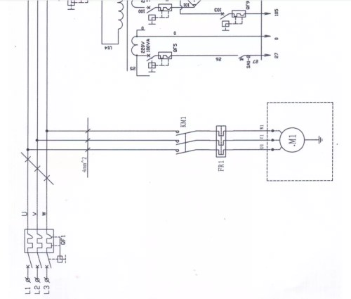 small resolution of electrical diagram of hydraulic shearing machine low cut coincidence low cut coincidence