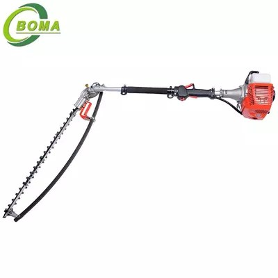Latest Adjustable Long Reach Gas Hedge Trimmer for Bushes