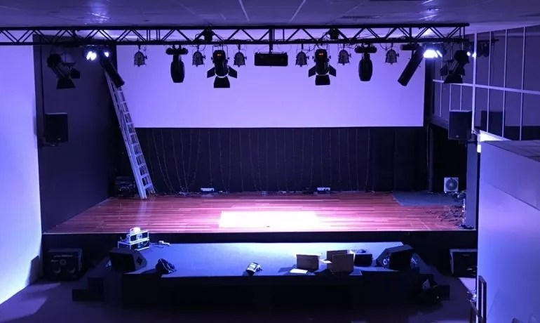 functions of stage lighting the one