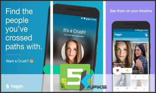 happn – Local Dating app free apk full download 5kapks