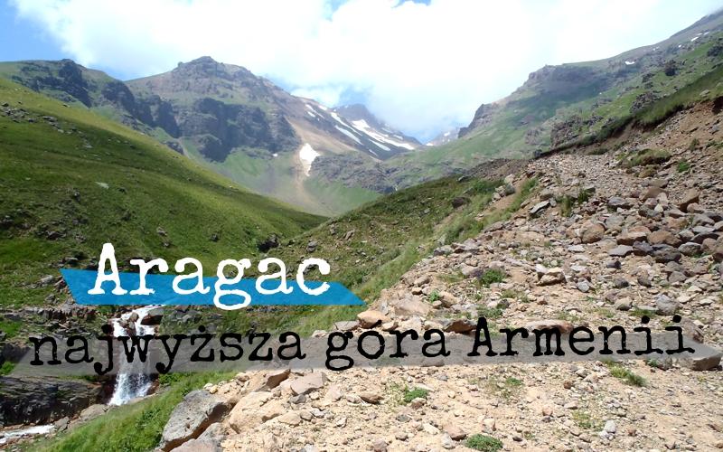Aragac - najwyższa góra Armenii