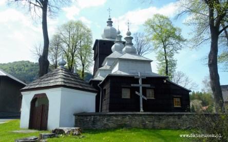 Piąty Kierunek - Śladami łemkowskich cerkwi - część 2.09