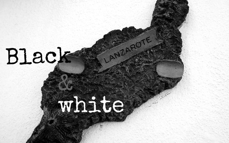 Piąty Kierunek - Lanzarote black & white