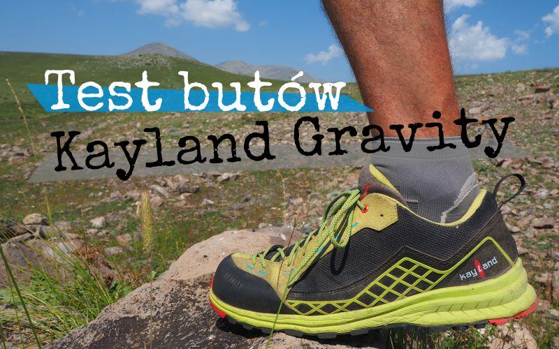 Buty Kayland Gravity - test - Piąty Kierunek