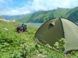 Nasz kompleks wypoczynkowy nad jeziorem Kiezienoj-Am.