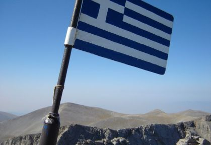 Mytikas - wizyta u Zeusa na Olimpie cz. 2 - Piąty Kierunek09