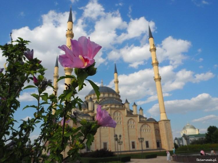 Grozny - meczet im. Achmata Kadyrowa - Piąty Kierunek01
