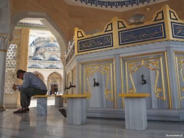 Grozny - meczet im. Achmata Kadyrowa - Piąty Kierunek02