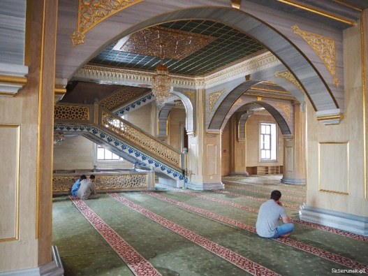Grozny - meczet im. Achmata Kadyrowa - Piąty Kierunek08