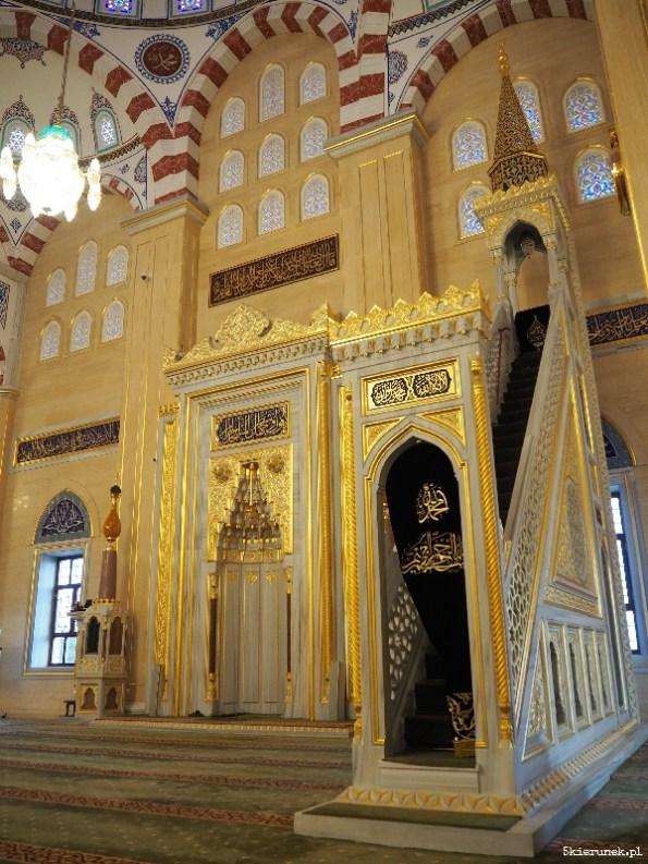 Grozny - meczet im. Achmata Kadyrowa - Piąty Kierunek10