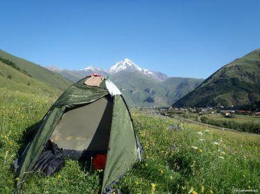 Kazbek - lodowy szczyt - Piąty Kierunek08