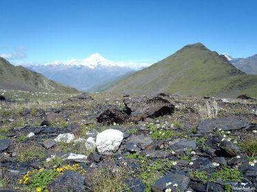 Kazbek - lodowy szczyt - Piąty Kierunek09