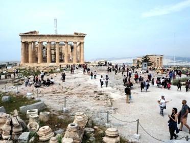Akropol ateński - Piąty Kierunek05