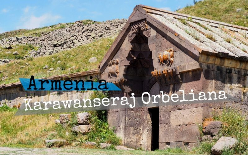 Karawanseraj Orbeliana - Piąty Kierunek