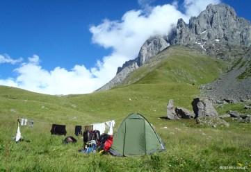 Chaukhi - gruzińskie Dolomity - Piąty Kierunek02