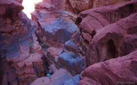 Kanion Khazali - Jordania - Piąty Kierunek06