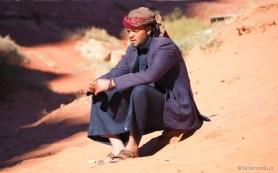Kanion Khazali - Jordania - Piąty Kierunek08