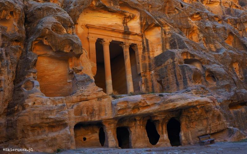 Petra - Little Petra - trekking - Piąty Kierunek04