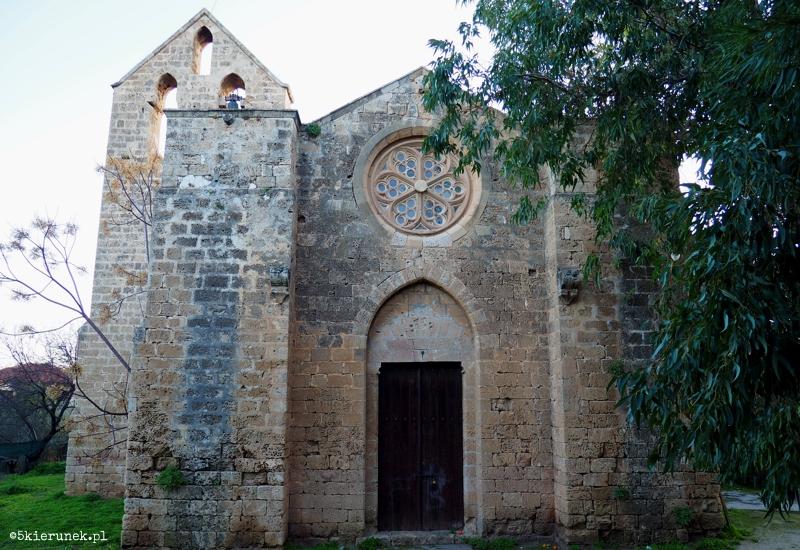 Famagusta - nestoriański kościół św. Jerzego