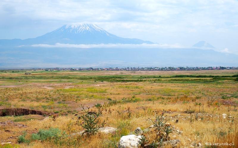 Turcja - Ararat (tur. Ağrı Dağı, orm. Արարատ) - Piąty Kierunek