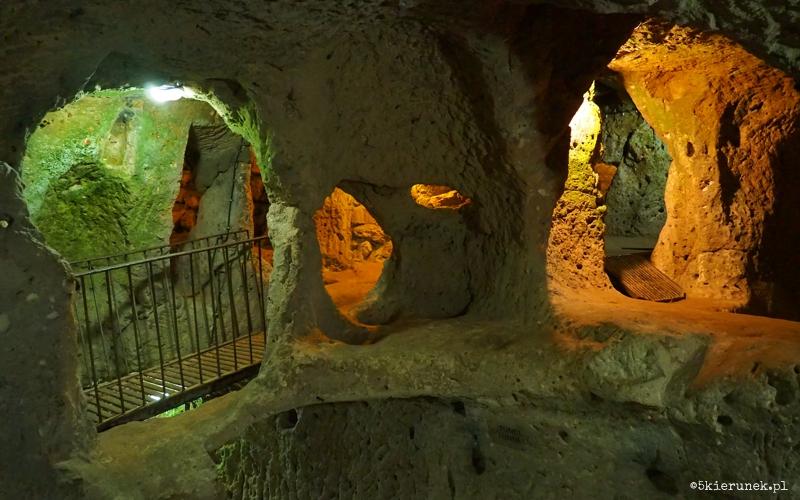 Turcja - Derinkuyu Underground City - Piąty Kierunek