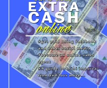 I WILL TEACH YOU HOW TO EARN EXTRA CASH ONLINE
