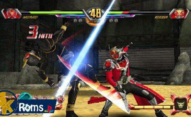 Kamen Rider Super Climax Heroes Japan Psp Iso Free Download