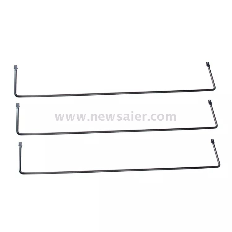 Always Front Automatic Roller Glider Shelves Wire Divider