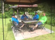 Kem, Steve, Dale & Paul